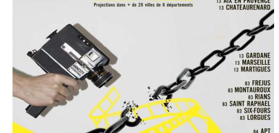 FESTIVAL DE CINÉMA « AU CŒUR DES DROITS HUMAINS » – Amnesty INTERNATIONAL